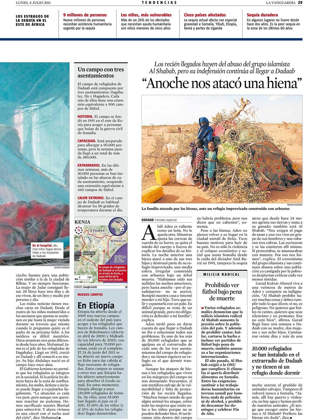 Dadaab, el drama ignorado 2
