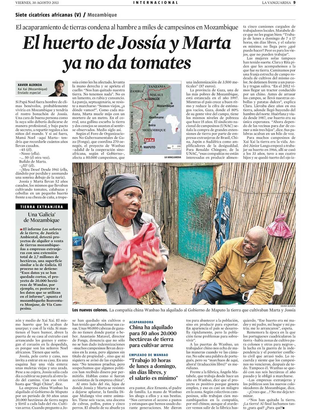 El huerto de Jossía y Marta ya no da tomates