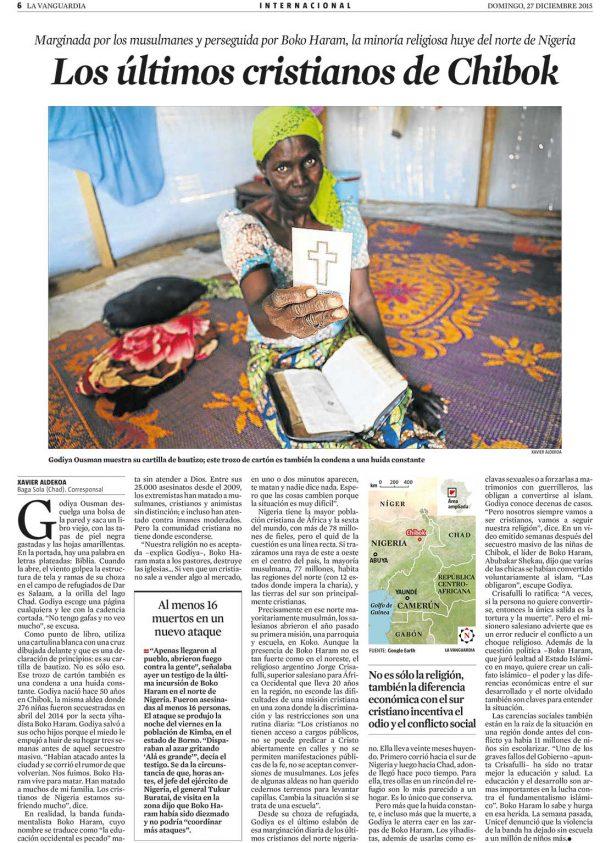 Los últimos cristianos de Chibok