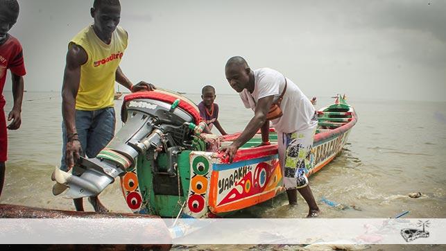 Navegando por el Océano África con Xavier Aldekoa