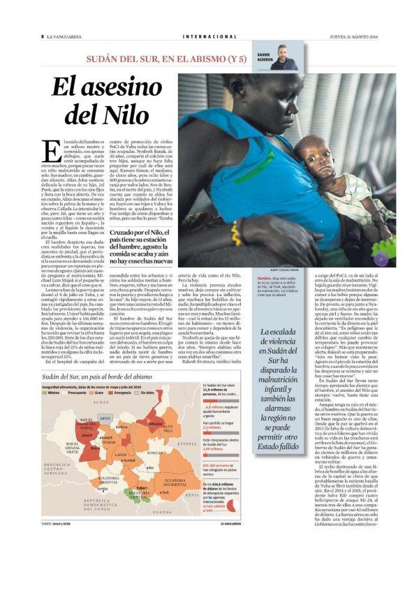 El asesino del Nilo