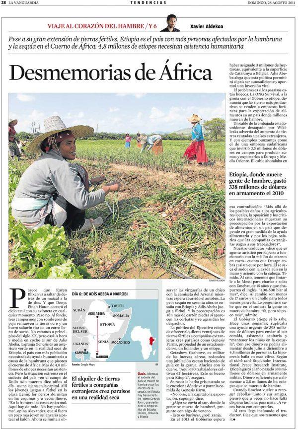 Desmemorias de África