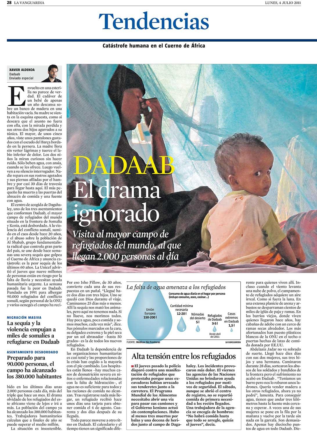 Dadaab, el drama ignorado 1